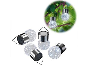 Cina Lampu Solar Weatherproof Luar Menggantung Lentera Solar Powered Decorative Lanterns Distributor