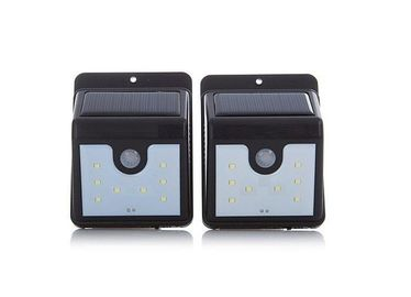 Cina 8LED Solar Powered Led Lampu Keamanan, Led Wireless Motion Sensor Light Distributor